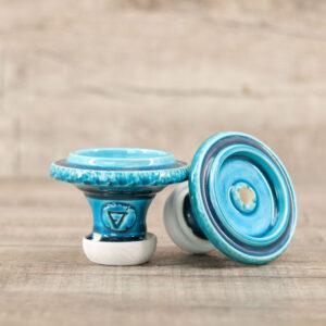 Amfora Design Phunnel-Blue 2 - Shisha-Dome