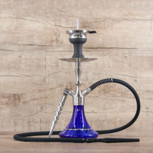 Aladin MVP 360-Blue with Silver Ring - Shisha-Dome