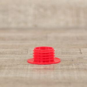 Ersatzdichtung für Steckbowl 45mm Rot