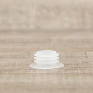 Ersatzdichtung für Steckbowl 50mm Transparent