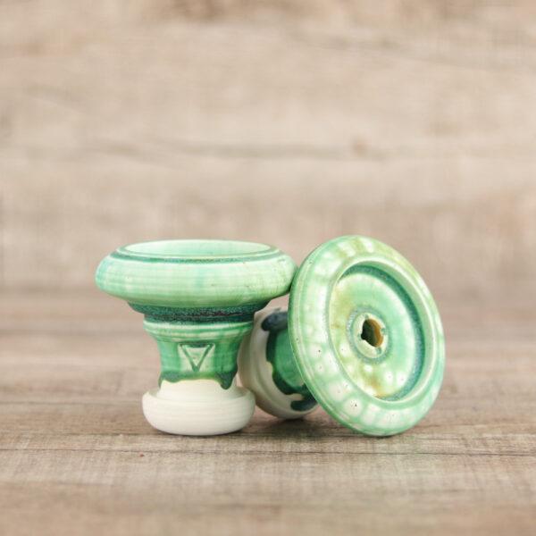 Amfora Basic Phunnel-Green - Shisha-Dome